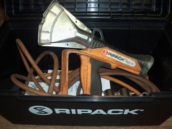 Ripack 3000 Gasbrander gebruikt