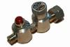 Gas regulator en veiligheidsstop 134022